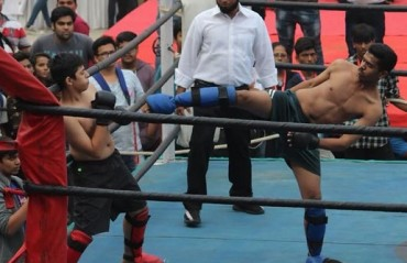 Indian MMA: Results from Bloodsport event Held at Mithibai College