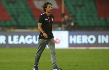 ISL 2017: NEUFC coach says that the defeat left him frustrated & the team needs to practice hard