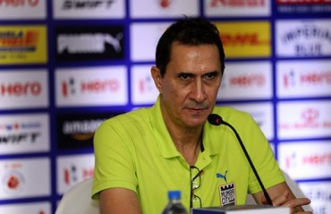 ISL 2017: I'm very satisfied because we improved our game in terms of playing quality, Guimaraes on his team's win over NEUFC