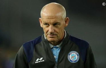 ISL 2017: Coppell knows about the work to be done on the offensive side of the team
