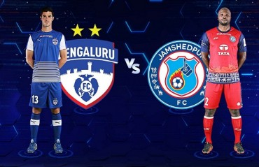 MATCH REPORT: Added time penalty gives Jamshedpur a win over Bengaluru FC