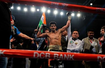 Rajasthan Rumble: Sony Pictures Sports Network To broadcast the upcoming fight of Vijender Singh