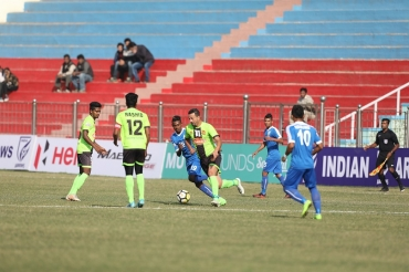 MATCH REPORT: A spirited Arrows team lose to Gokulam Kerala FC at home
