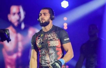 #TFGinterview: Ahmed Amir has his eyes on the Brave CF Lightweight Championship