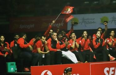 PBL 2017: MATCH REPORT -- Hyderabad's dominant performance saw them emerge winners vs NE Warriors