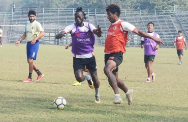 We will play for a point says Bino, coach of Gokulam Kerala FC