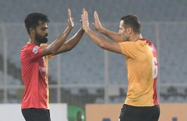 I-League 2017-18: Rafique's screamer over 10 man Gokulam Kerala sends East Bengal top of table