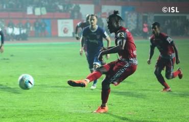 ISL 2017-18 MATCH REPORT -- Jamshedpur lose to methodical Chennaiyin at home