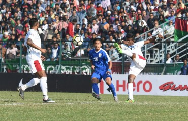 MATCH REPORT: Courageous Indian Arrows take a hard-earned away point over lack-lustre Mohun Bagan