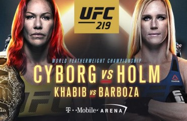 UFC 219: Full Fight Card Analysis and Predictions for the Pay-Per-View