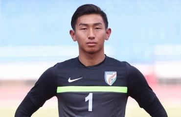 I-League 2017: Arrows keeper Dheeraj bids adieu to his team