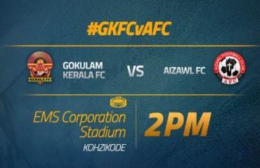 I-League 2017-18: Gokulam Kerala FC lose at home against methodical Aizawl FC