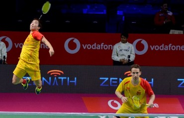 PBL 2017-18: MATCH REPORT -- Bengaluru blast off Mumbai Rockets; go on top of the points table