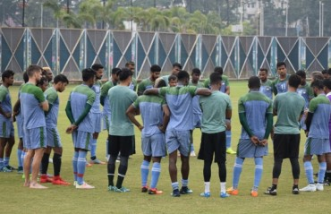 I-League 2017-18: We cannot afford to drop any more points on home says Sanjoy Sen