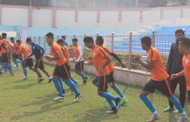 I-League 2017-18: Indian Arrows are a genuine threat acknowledges Khalid Jamil