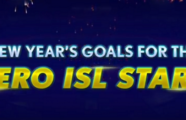 ISL 2017-18: WATCH -- Star footballers reveal their resolutions for 2018!