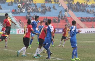 I-League 2017-18: East Bengal break down Arrows with goals from Amna and Yusa