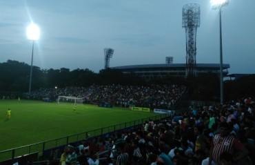 I-League 2017-18 MATCH REPORT -- Toothless Mohun Bagan suffer home defeat to Chennai City