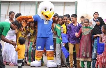 Bengaluru FC launches BFC Cares, its social outreach initiative