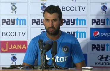 We have that experience and a team which can dominate overseas: Pujara