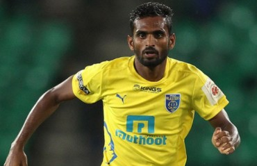 ISL 2017-18: CK Vineeth clears the air about him missing KBFC's match vs BFC