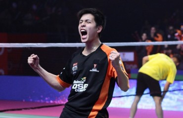 PBL 2017-18: MATCH REPORT -- Delhi beat 3-0 Chennai Smashers; Adcock couple retire hurt after an injury to Gabby