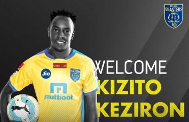 ISL 2017-18: Kerala Blasters FC sign Kizito Keziron, a 20 year old Ugandian midfielder