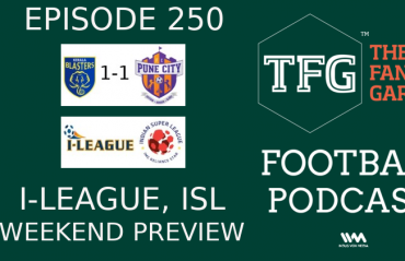 TFG Indian Football Podcast: ISL, I-League -- The Blasters Comeback + Weekend Preview