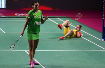PBL 2017-18:MATCH REPORT--Ajay & Michelle's clinical performances gave debutants NE Warriors first win of the season