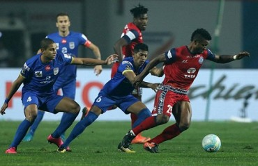 MATCH REPORT: Two braces the story of the draw between Jamshedpur and Mumbai City FC