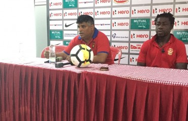 I-League 2017-18: Minerva coming from an extreme climate is advantage for us: Bino George