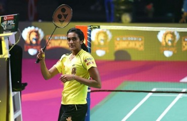 PBL 2017-18: MATCH REPORT -- Sindhu's dual show & Tanongsak's brilliance helped Chennai beat Smash Masters 2-1