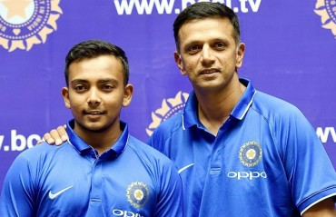 We are well-prepared and have set our eyes on the World Cup, says U-19 skipper Prithvi Shaw