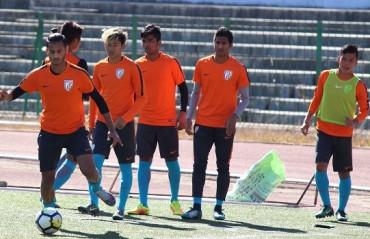 I-League 2017-18: The team is focused on winning against Lajong: Arrows keeper Prabhsukhan