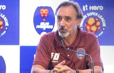 ISL 2017-18: Delhi Dynamos coach Miguel happy with his team's performance