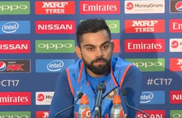 Feel good about our approach but we will need to string better partnerships: Kohli