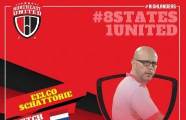 ISL 2017-18: Eelco Schattorie is NEUFC's new assistant coach