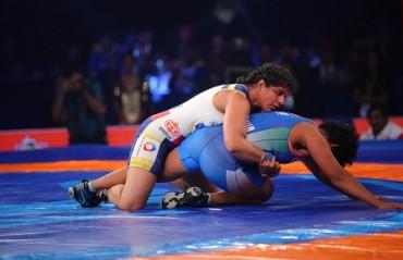 PWL 2018: Sakshi leads Mumbai Maharathi to victory in opening tie of PWL