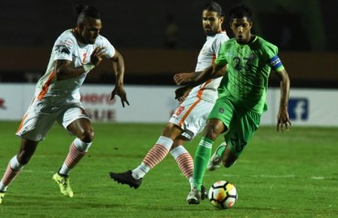 I-League 2017-18 MATCH REPORT -- Chennai City and NEROCA play out a draw at Coimbatore