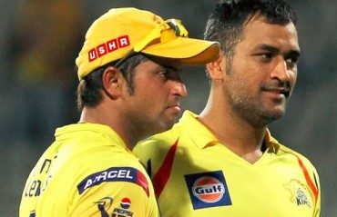 IPL 2018: Dhoni to lead, Raina to be vice-captain for Chennai Super Kings