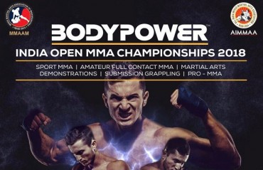 Indian MMA: Bodypower India Open MMA Championships to roll out its biggest event till date