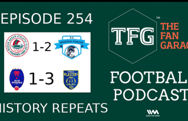 TFG Indian Football Podcast: I-League, ISL -- Bagan vs Minerva, Delhi vs Kerala review & Goa vs Jamshedpur preview