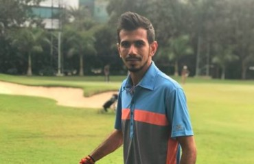 WATCH: Rohit Sharma and Yuzvendra Chahal share a funny banter over a pic from golf arena