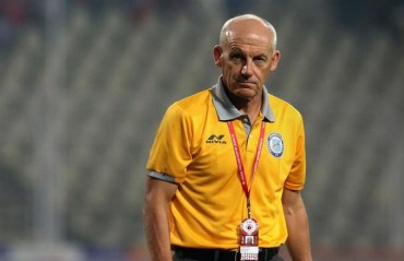 ISL 2017-18: Coppell chose not to comment on referee's decisions; said his team deserved points