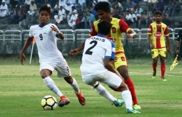 I-League 2017-18 MATCH REPORT -- Arrows deliver major setback to Gokulam at home