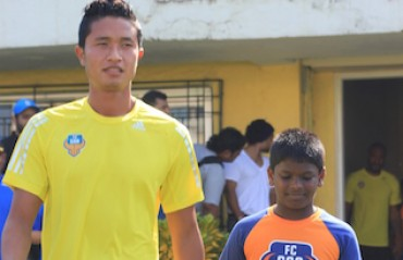 FPAI nomination for best young player motivates Haokip to work harder