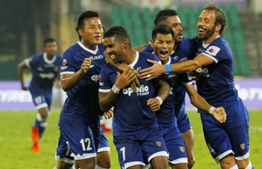 MATCH REPORT: Chennaiyin FC earn a win over FC Pune City courtesy of Nelson's strike