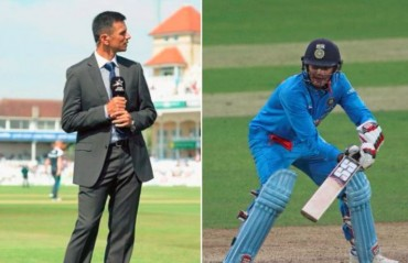 READ: How Rahul Dravid bettered Shubman Gill's game with a simple advice?