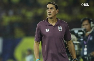 ISL 2017-18: MCFC coach Guimaraes says, team will focus on the next match leaving the loss behind