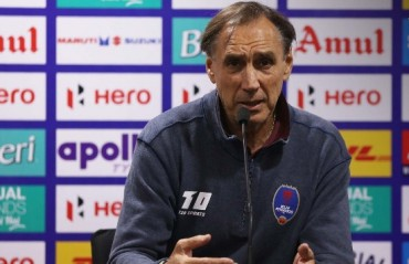 ISL 2017-18: Coach Portugal delighted with win after hard work in training